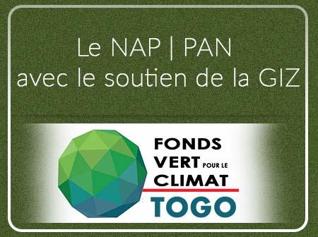 Le NAP | PAN avec le soutien de la GIZ